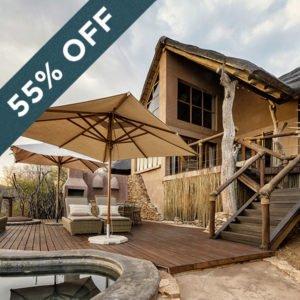 Save 55% at Impodimo Lodge