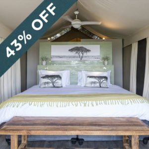 Save 43% at Muluwa Lodge
