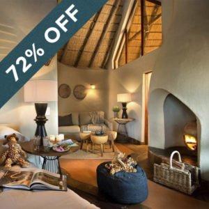 Save 72% at Lelapa at Madikwe Safari Lodge!