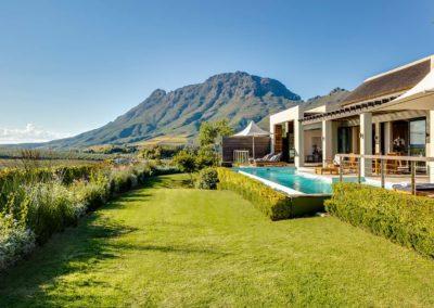 Delaire Graff Owner's Villa