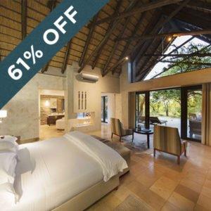 Save 61% at Kapama Southern Camp!