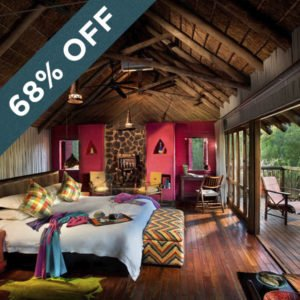 Get a fantastic 68% discount when staying at the unique and enchanting Jaci's Tree Lodge!