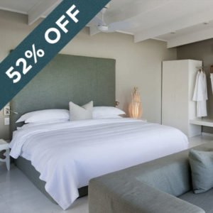Save 52% at the stunning White Pearl Resort in Mozambique!